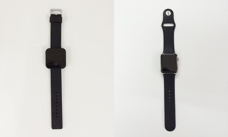 DigitalタッチウォッチとApple Watch