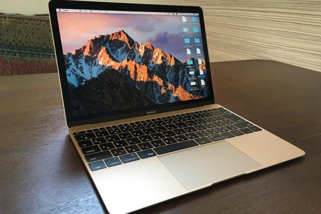 無印MacBook2016【使用した感想】